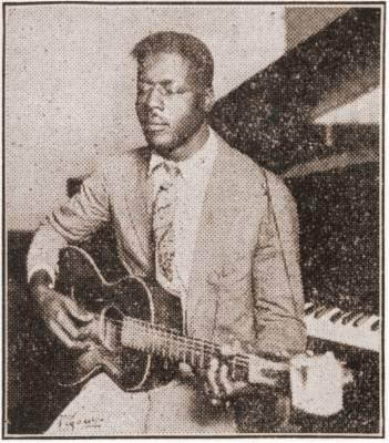 "52 ""John The Revelator"" by Blind Willie Johnson 